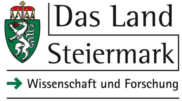 Logo Land Steiermark Wissenschaft und Forschung